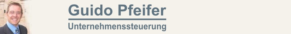 Guido Pfeifer - Homepage